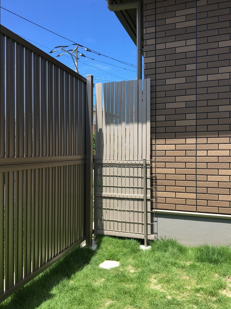 2m 目隠し フェンス